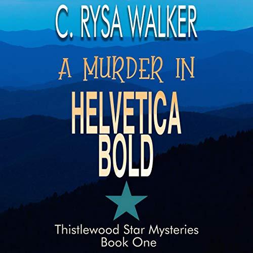 『A Murder in Helvetica Bold』のカバーアート