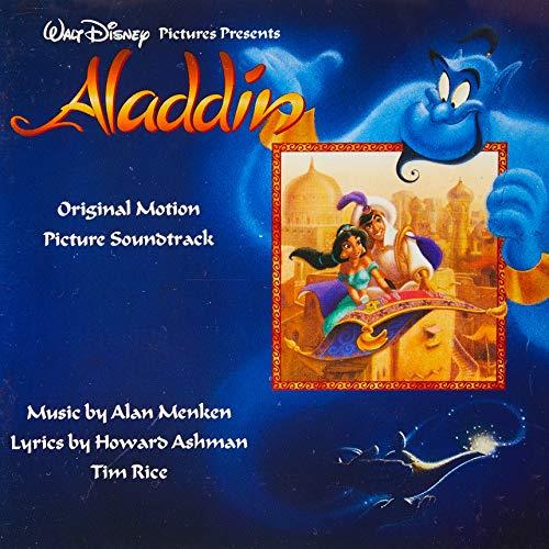 Varios - Trilha Sonora Do Filme Aladdin