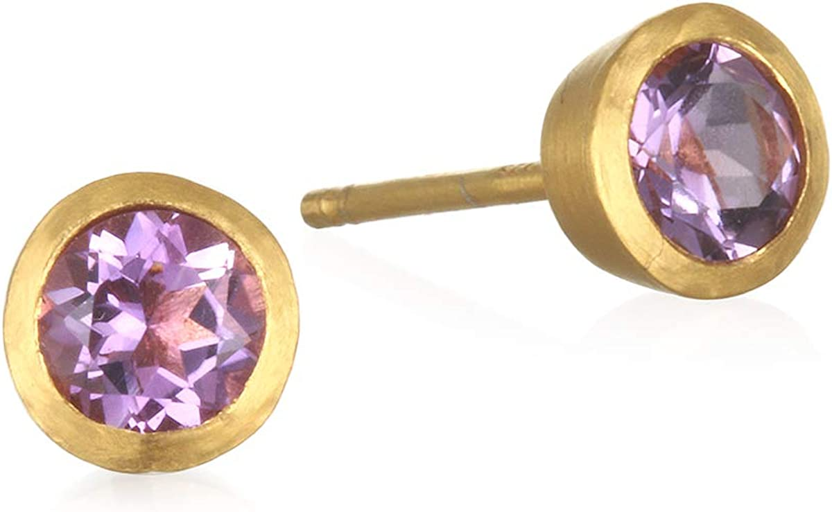 Satya Jewelry At Oakland Mall the price of surprise Amethyst Earrings Stud