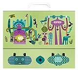 Edima School Kits - Maletín, diseño Nature