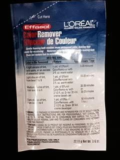 Effasol Color Remover 7/8oz.