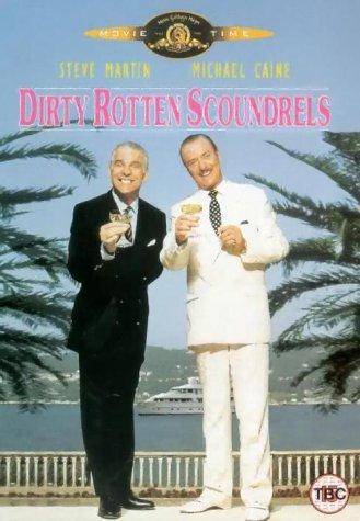 Dirty Rotten Scoundrels [DVD] [1989]