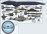 Der Museum Steckdose Charts von–Stargate Schiffe