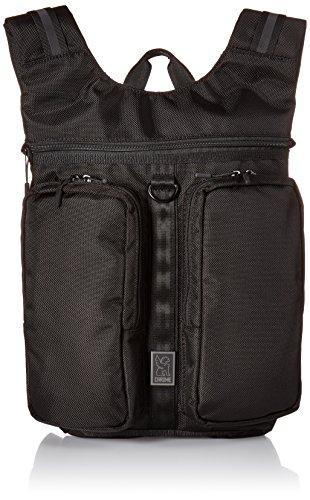 Chrome Industries MXD Fathom Shoulder Bag, Hip Pack or Backpack 13 Liter Black