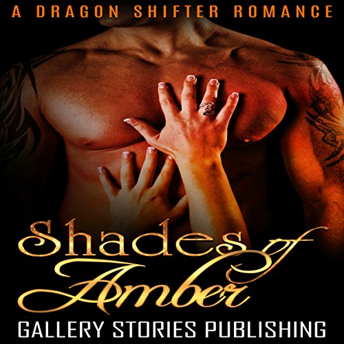 Shades of Amber audiobook cover art