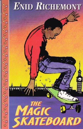 The Magic Skateboard (English Edition)
