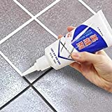 PERFECT SEALANT: Tiles gap filler waterproof is handy tool for any home. Just shake and fill in the cracks for perfect sealing solutions. A perfect DIY tool to repair any tiles or corner of your home. MULTIPURPOSE USE: Tile grout sealing agent can be...