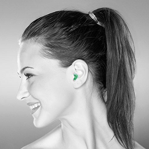 Senner KidsPro Plug Gehörschutz Ohrstöpsel mit Lamellen im Alubehälter. Ideal für Kinder – besonders für kleine Ohrkanäle geeignet - 2