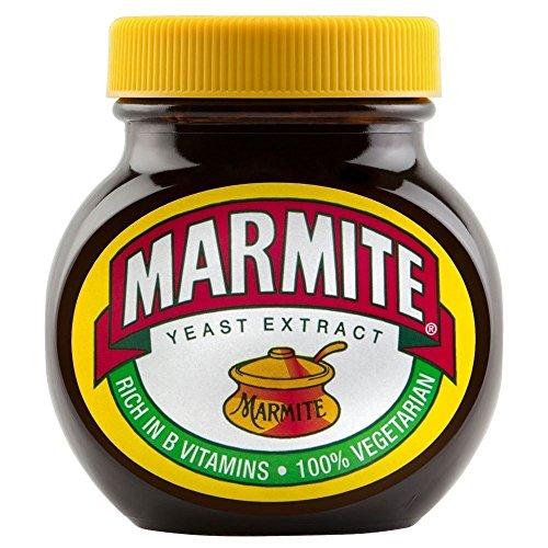 Marmite Yeast Extract (250 g) - Packung mit 6