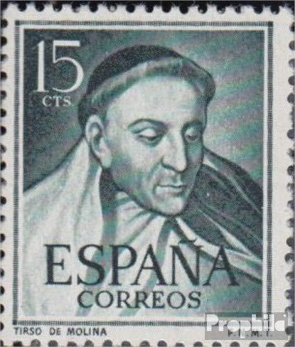 Prophila Collection España Michel.-No..: 1018 (Completa.edición.) 1954 escritores (Sellos para los coleccionistas): Amazon.es: Juguetes y juegos