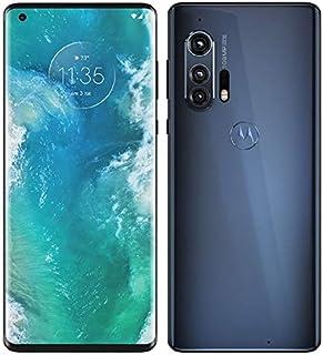 هاتف موتورولا إيدج 5G الذكي بالتيك رمادي 256 جيجا/12 جيجا/108 ميجا بكسل كاميرا/بطارية 5000 ملي أمبير / شاشة إندليس ايدج