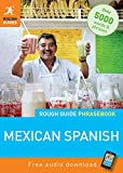 Rough Guide Mexican Spanish Phrasebook (Rough Guide Phrasebooks)