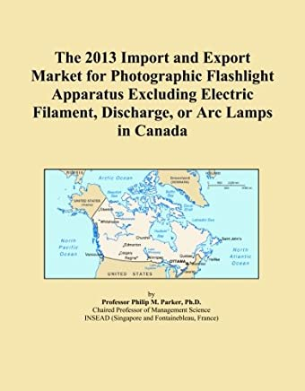 The 2013 Import and Export Market for Photographic Flashlight Apparatus Excluding Electric Filament, Discharge, or Arc Lamps in Canada