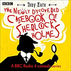 The Newly Discovered Casebook Of Sherlock Holmes