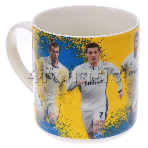 Real Madrid Players Tasse Kaffeetasse XXX