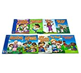 A Reason For Guided Reading Early Readers 9 Book Set, Stories About Me - Kids Workbooks for Kindergarten, 1st Grade & 2nd Graders - Learning Books for Comprehension & Words Skills