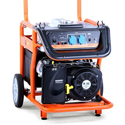 FX-SG7500 Stromerzeuger 12KW Motor Stromaggregat Stromgenerator – TEST OBERKLASSE 1,5 - 5
