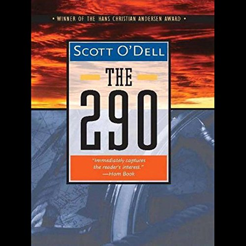 The 290 audiobook cover art