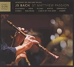 JS Bach: St Matthew Passion
