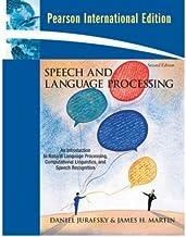 Speech and Language Processing: Speech and Language Processing International Version(Paperback) - 2008 Edition