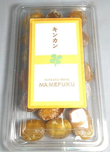 【MAMEFUKU】 ドライフルーツ クリスタルBOX キンカン