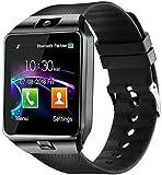 Styleflix Smart Watch Bluetooth with Camera Sim Card Supported, Smartwatch DZ(Smart Watch 4g)(Black)...