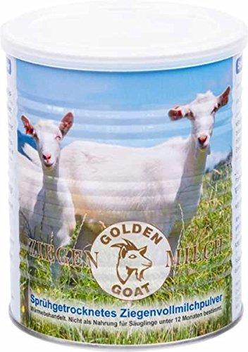Polvere di latte intero di capra d'oro di capra Bambinchen, confezione da 5 (5 x 400g)