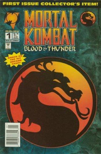Mortal Kombat Blood & Thunder #1