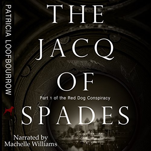 The Jacq of Spades audiobook cover art