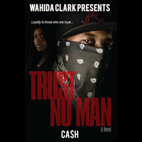 Trust No Man audiobook cover art