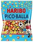 4x Haribo PICO-BALLA each Bag 175 Gram (German Import)