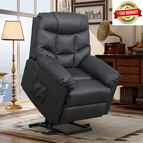 Lift Chairs for Elderly - Lift Chairs Recliners Lift Chairs Electric Recliner Chairs with Remote...