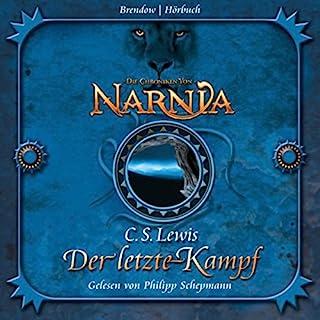 Der letzte Kampf audiobook cover art