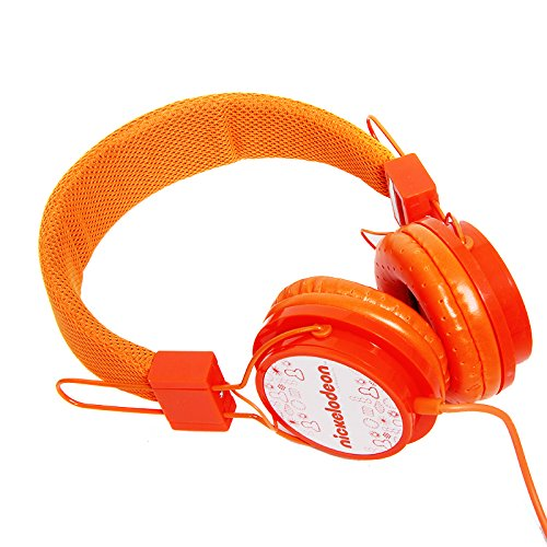 Nickelodeon NIC-1773 Headphones für Kids orange