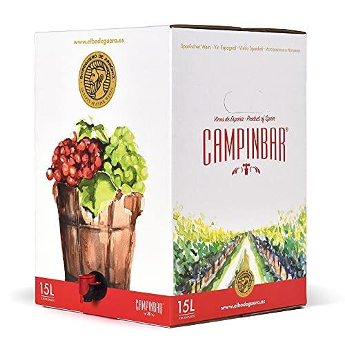 Bag in box Vino Blanco de Bodega de Campinbar ® (15 Litros)