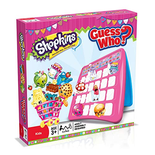 Shopkins Guess Who Game