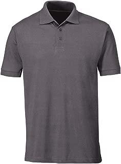 SASH Men's Polo T-Shirts 100% Cotton Premium Quality Grey, Black S, M, L, XL
