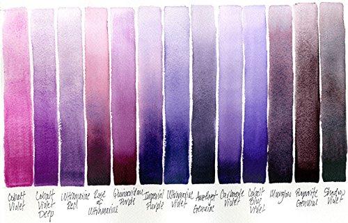 DANIEL SMITH Extra Fine Watercolor 15ml Paint Tube, Cobalt Violet