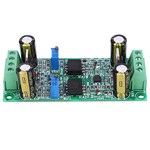 Dual Channel Analog Isolation Module, 0-10V Voltage Isolation Transmission Module for Engraving Machine(D-5V5V)