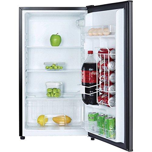Magic Chef MCAR320B2 All Refrigerator, 3.2 cu.ft, Black