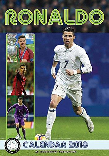 Cristiano Ronaldo Calendar - Calendars 2017 - 2018 Wall Calendars - MLS Soccer Calendar - Poster Calendar - 12 Month Calendar by Dream