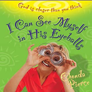 I Can See Myself In His Eyeballs Audiobook Cover Art
