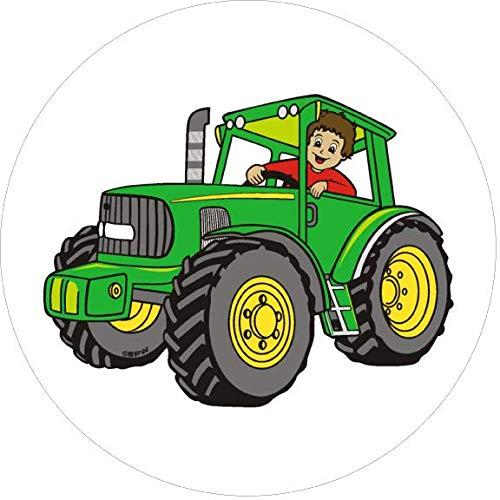 Nakładka na tort Traktor3 / 20 cm Ø