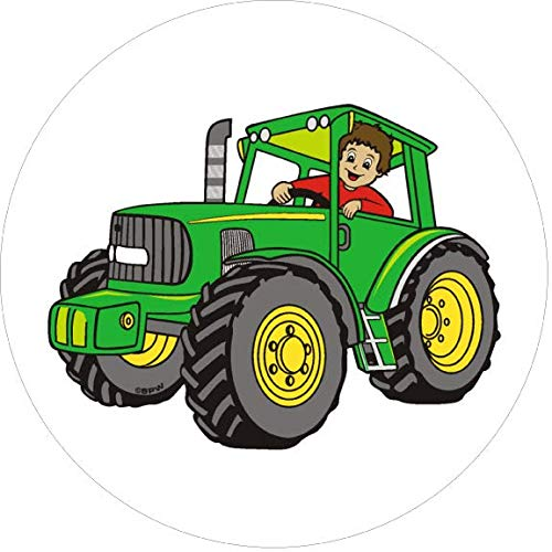 Tortenaufleger Traktor3 / 20 cm Ø