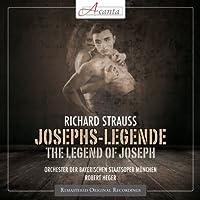 R.シュトラウス: ヨゼフ伝説(バレエ・パントマイム)op.63 (Richard Strauss : Die Josephs-Legende (The Legend of Joseph) / Robert Heger, Orchester der Bayerischen Staatsoper Munchen) [輸入盤]