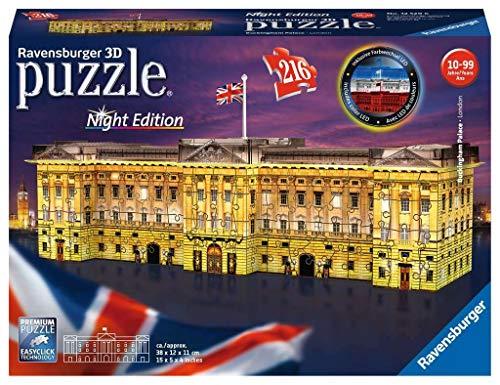 Ravensburger Buckingham Palace bei Nacht