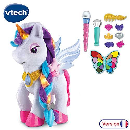 VTech - Mila, ma Licorne Maquillage Magique, licorne magique Vtech
