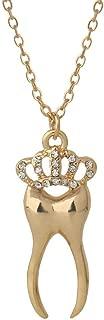 human teeth jewelry