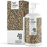 Australian Bodycare hair clean Tea Tree Shampoo 500ml - Teebaumöl Shampoo gegen Schuppen, Juckende...