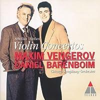 Jean Sibelius / Carl Nielsen: Violin Concertos - Maxim Vengerov / Chicago Symphony Orchestra / Daniel Barenboim (1996-09-03)